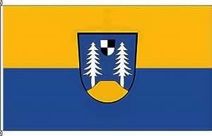 Königsbanner Hissflagge Dittenheim - 80 x 120cm - Flagge und Fahne