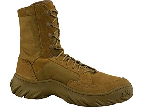 Oakley Hybrid Assult Boot Coyote Size 14 11194-86W AR670-1 Compliant