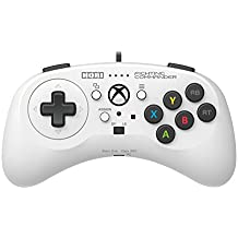 HORI Fighting Commander Manette filaire compatible pour Xbox One/PC