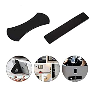 Flourish Lama, Finlon Nano Rubber Pad, Universal Sticker, No Trace Multi-Function Mobile Phone Holder Car Kits Rubber Sailor Sticker Car Bracket Pods Phone Stands and Holders for Car Multi-purpose Cellphone/iPad/Car Kits Office Bracket Pods Kitchen Wall Hang Photograph and Anywhere