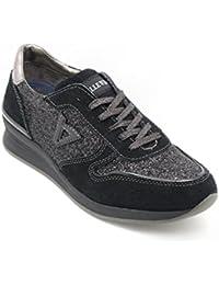 Sneaker Nero Glitter it Con E Scarpe Da Amazon Donna wBqp6CIw