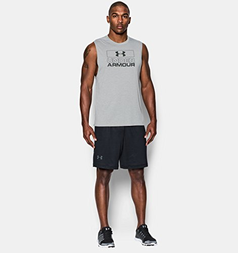 Under Armour Herren UA RAID 8 Neuheit 1297125–411 Shorts Black_1257826-005