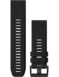 Garmin fenix 5x/3 Silikonarmband QuickFit 26mm black 2017 Zubehör