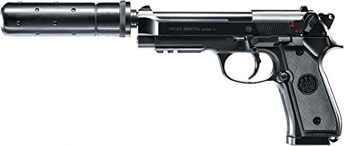 Beretta M92 A1 Tactical Metallschlitten elektrik AEG Softair 0,5 J 6 mm BB Federdruck Metallslide