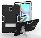 Hansin antiurto custodia per Samsung Galaxy Tab A 10.5–[resistente agli urti] [Heavy Duty] Full Body robusta custodia cavalletto copertura per Tab A 26,7cm (sm-t590/sm-t595) 2018Release,