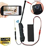 #9: CAM 360 Mini Wireless HD 1080P SPY Hidden Camera Wifi Module DVR Video IP P2P Recorder