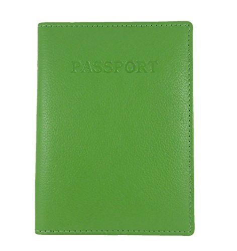 Hide and Sleek - Funda de pasaporte Verde verde