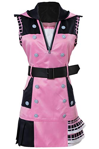 Kostüm Hearts Kingdom 3 - Tollstore Kingdom Hearts III -Kairi Cosplay Kostüm Kleid XL