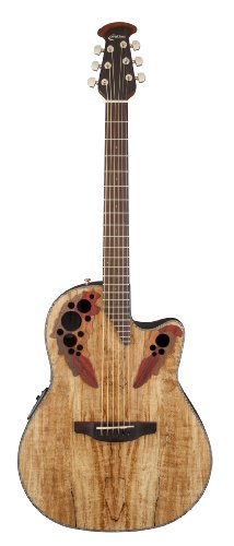 Ovation Celebrity Elite Spalted Maple | E-Akustik Westerngitarre B-Ware