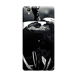 Ebby Premium 3d Desinger Printed Back Case Cover For Oppo F1 (Premium Desinger Case)