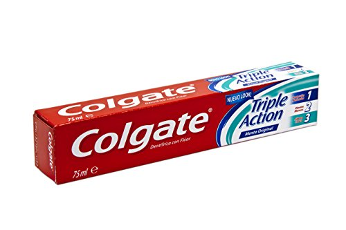 Colgate Triple Action Pasta Dientes - 75