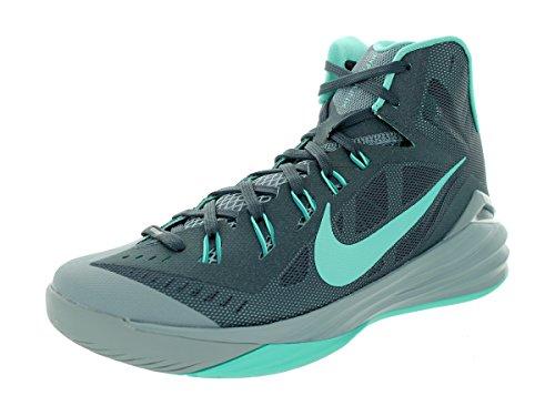 Nike Herren Hyperdunk 2014 Basketballschuhe Dk Mgnt Gry/Hyper Trq/Mgnt Gry