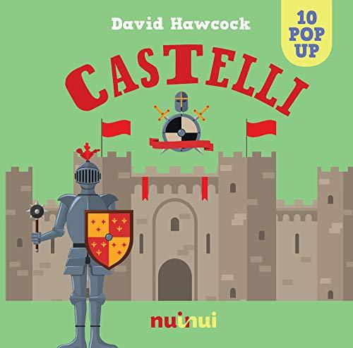 Castelli. Libro pop up. Ediz. a colori