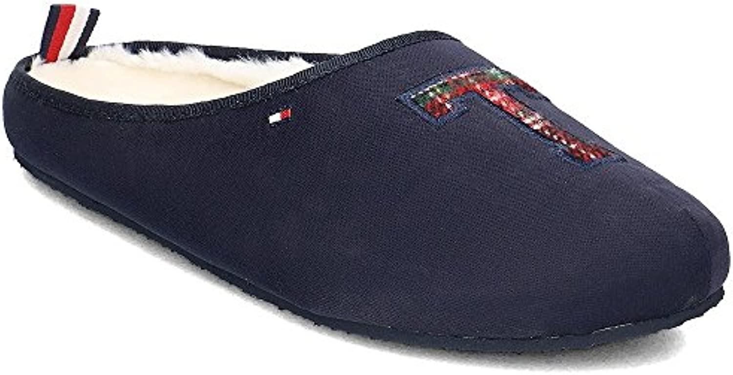 Tommy Hilfiger Neptune 2D PP D2w 403, Zapatillas para Mujer