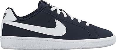 Nike Jungen Court Royale (GS) Tennisschuhe, Schwarz (Black/Black 001), 38 EU
