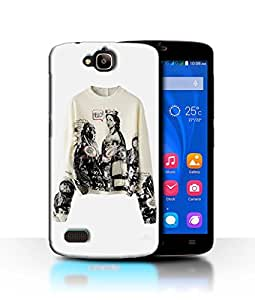 PrintFunny Designer Printed Case For HuaweiHonorHolly