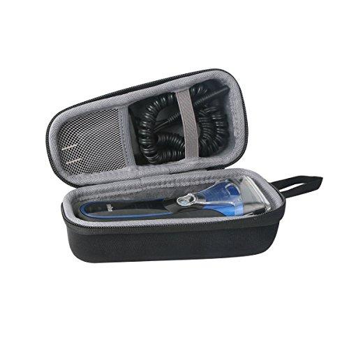 für Braun Series 3 Elektrischer Rasierer / Rasierapparat Hart Taschen Hülle für 3040s 3020 3090cc 340s-4 320s-4 3030s 3000s von co2CREA