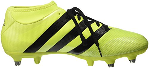 adidas Ace 16.3 Primemesh Ba8422, Chaussures de Football Homme Multicolore (Syello/Cblack/Silvmt)