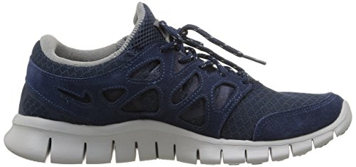 Nike Free Run 2, Chaussures de Running Entrainement Homme Navy