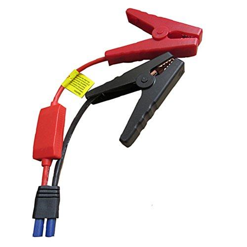 Batterie de rechange clips pour voiture Mini câble démarrage voiture Câble de démarrage d'urgence pour voiture Jump de