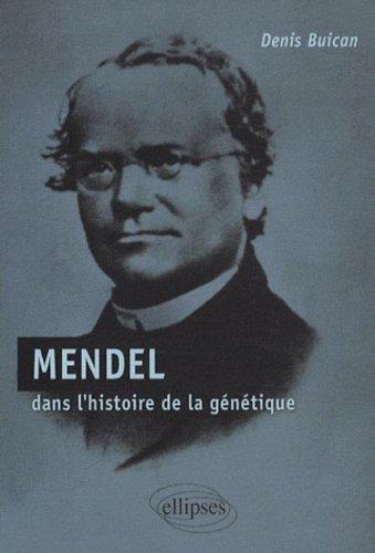 Mendel dans l'histoire de la génétique
