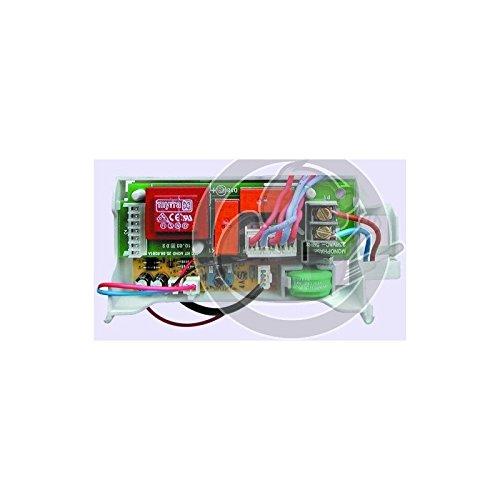 Ensemble Thermostat 1200W pour Version Verticale Murale TEC2012 Réf 029323
