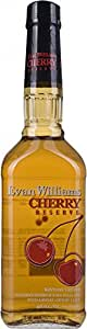 Evan Williams Cherry Bourbon Liqueur Whiskey 70 cl