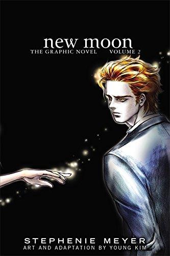 New Moon: The Graphic Novel, Vol. 2 (Twilight Saga: The Graphic Novels) by Stephenie Meyer (2017-07-20)