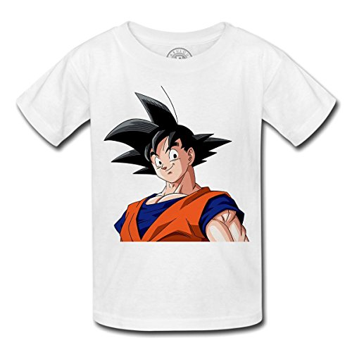 T-shirt enfant dragon ball kinto goku nuage magique anime manga