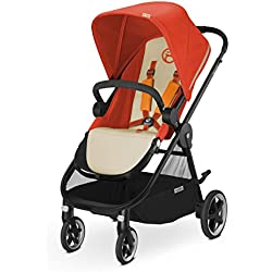 CYBEX Iris M-Air Baby Stroller, Autumn Gold by Cybex