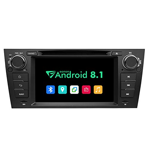 eonon GA9265B Android 8.1 Fit BMW E90 E91 E92 E93 Quad-Core 2G...