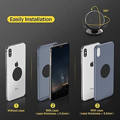 Humixx-Universal-Handyhalterung-Auto-Magnet-360-Einstellbare-Smartphone-Halterung-Auto-fr-iPhone-6-6s-7-7Plus-Samsung-Galaxy-S7-S8-HTC
