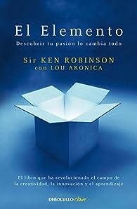 El elemento par Ken Robinson