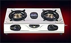 BUTTERFLY FRIENDLY 2 BURNER STAINLESS STEEL