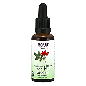 NOW Foods Organic Rose Hip Seed Oil 1 oz