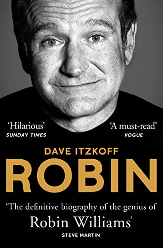 Robin: The Definitive Biography of Robin Williams (English Edition)