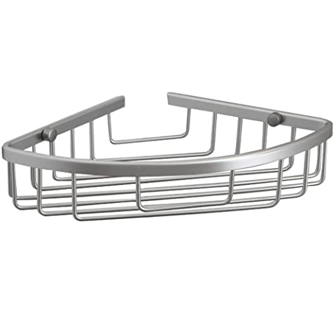 KES A4020 Tub and Shower Large Corner Basket Wall Mount,