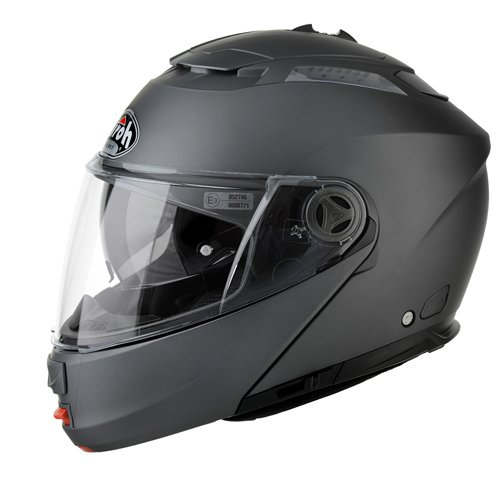 Airoh Casco Flip-Up, Antracite, 63-XXL