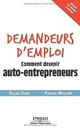 Demandeur d'emploi, comment devenir auto-entrepreneurs