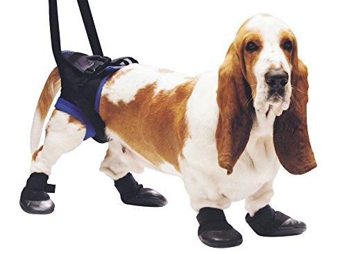 """Walkabout Back End Support Harnesses Rundgang Unterstützung Aufzug für Hunde und Katzen Mittel/Klein 17-22\"""" Bauch"""