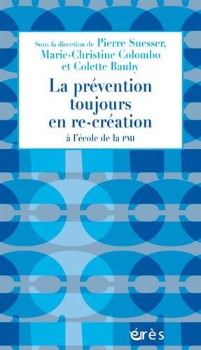 La prévention toujours en re-création à l'école de la PMI par Collectif