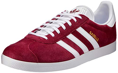 reputable site bbf54 c8d66 Adidas Gazelle, Zapatillas para Hombre, Rojo (Collegiate Burgundy Footwear  White 0),