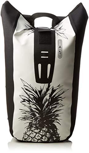 Ortlieb Velocity Diseño maletín clásico, White/Black, 30x 16x 50cm, 24L