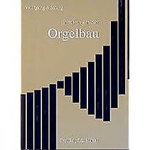 Einführung in den Orgelbau (BV 279)