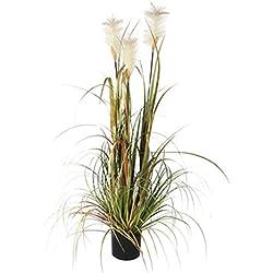 MICA Decorations 987717 Blumen, Grasses, grün