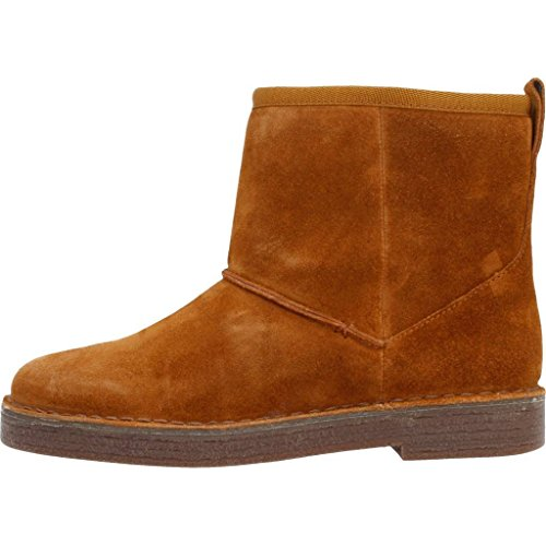 Clarks Drafty Day - Tan Suede brown