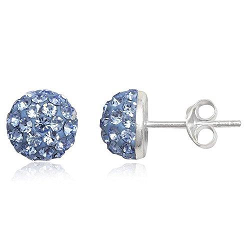 Designer Inspirations Boutique ®  -  925 Sterling-Silber  Silber     Cristal