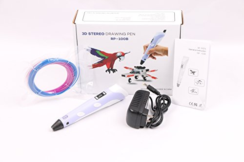 wer-3d-printer-pen-of-2nd-generation-entry-level-175mm-abs-pla-3d-stereoscopic-print-with-led-screen