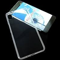 Donkeyphone UT0176 - Funda gel para Bq Aquaris X5 (silicona ultra fina) transparente