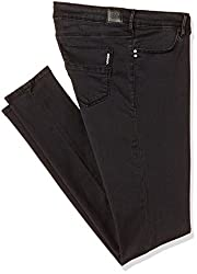 Allen Solly Womens Skinny Jeans (AWDN316C05737_Black_26)